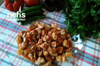 Tavuk Sote (Farklı Pişirme Tekniği İle) Tarifi
