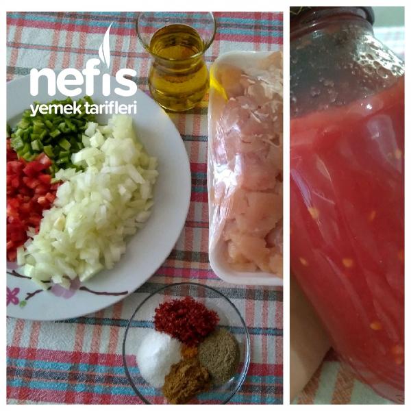 Tavuk Sote (Farklı Pişirme Tekniği İle)