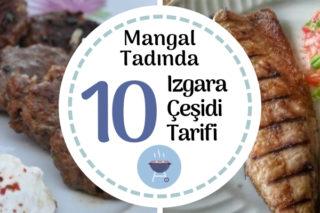 Izgara Çeşitleri Mangal Lezzetini Evinize Taşıyacak 10 Nefis Tarif Tarifi
