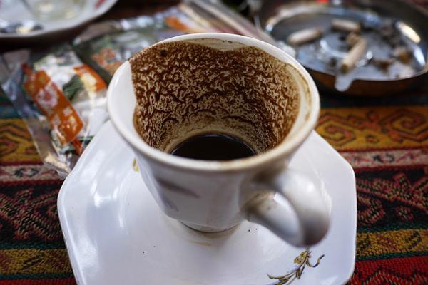 kahve falı bakma