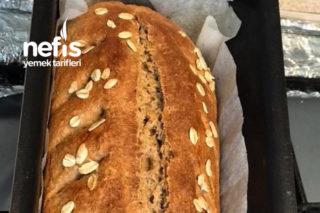 Kepekli Yulaflı Ekmek Tarifi