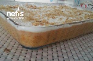 Gelin Pastası (Büyük Borcamda) Tarifi