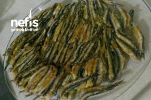 Hamsi Kızartması (Karadeniz ) Tarifi