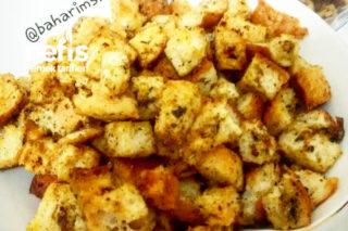 Kruton (Çorbalık) Bayat Ekmek Değerlendirme Tarifi