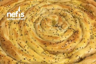 Patlıcanlı Kol Böreği Tarifi
