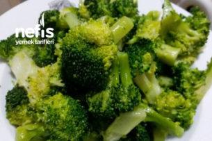 Pratik Zeytinyağlı Brokoli Tarifi