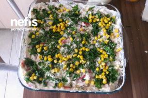 Etimekli Yoğurtlu Salata Tarifi