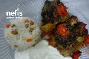 Karnıyarık (Yemek Yapmaya Yeni Başlayanlar-Öğrenciler İçin) Tarifi