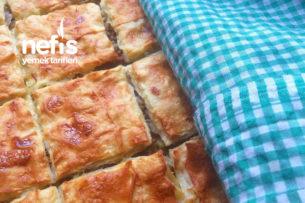 Kıymalı Patatesli Börek (Nefis Su Böreği Gibi) Tarifi