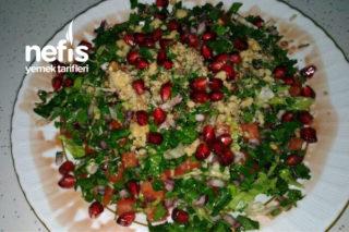 Maydanozlu Salata Tarifi