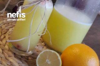 Portakal Taneli Limonata Tarifi