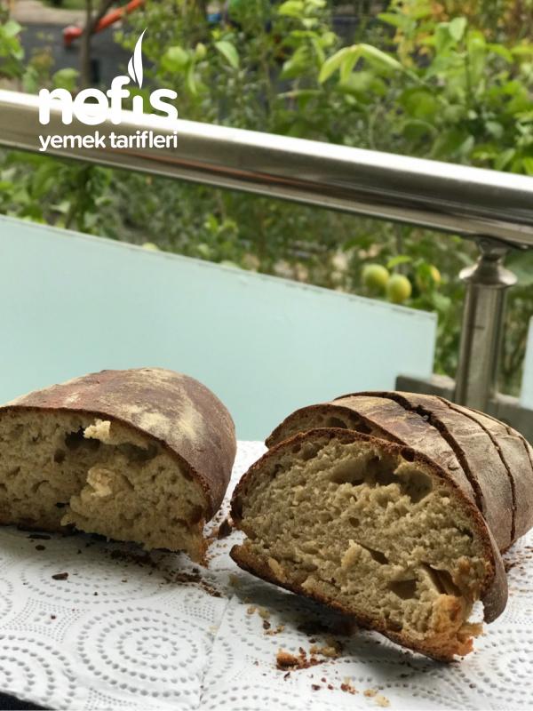 Yulaf Ekmeği – Çıtır Kabuklu