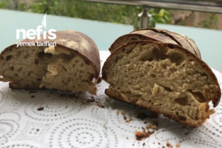 Yulaf Ekmeği Çıtır Kabuklu Tarifi