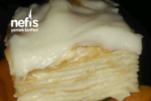 10 Katlı Pasta Tarifi