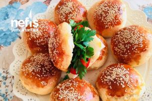 Hamburger Ekmeği (Ev Yapımı) Tarifi