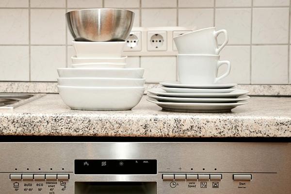 Bulaşık Makinesi Nasıl Temizlenir? 3 Kolay Çözüm Tarifi