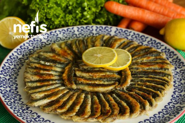 Pişirme Kağıdında Hamsi Tava Tarifi (Kirsiz, Kokusuz, En Pratik Yöntem)
