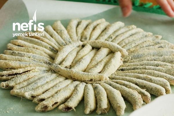 Pişirme Kağıdında Hamsi Tava Tarifi (Kirsiz, Korkusuz, En Pratik Yöntem)