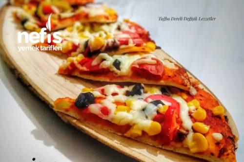 Pizza (Tam Tarif) Tarifi
