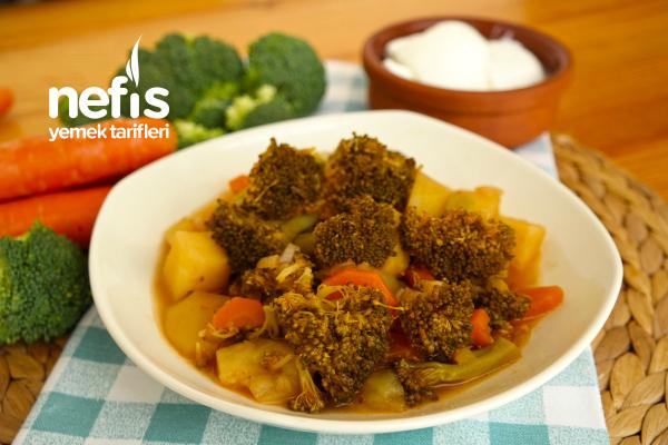 Brokoli nasıl pişirilir ve sağlıklı olunur