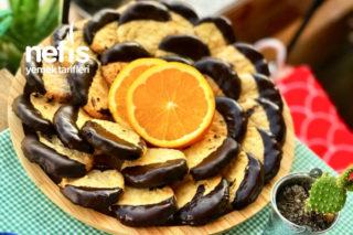 Fındıklı Portakallı Kurabiye Tarifi