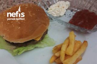 Gerçek Hamburger Lezzeti Tarifi