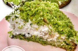 Yeşil Köstebek Pasta Tarifi