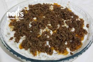Alinazik Kebabı Tarifi