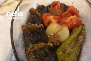 Düşük Proteinli Patlıcan Kebabı Tarifi