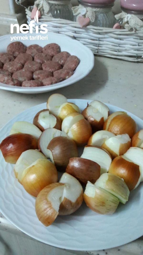 Enfes Soğan Kebabı