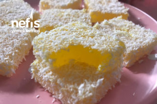 Ev Yapımı Limonlu Lokum Tarifi