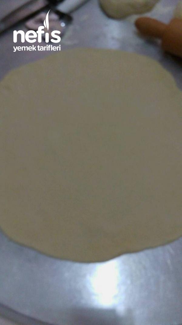 Ispanaklı Börek (Çocuklar Bayıla Bayıla Yiyecek Emin Olun)