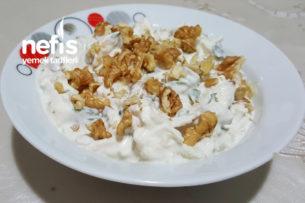 Nefis Cevizli Kereviz Salatası Tarifi