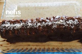 Bisküvi Pastası (Kek Tadında) Tarifi