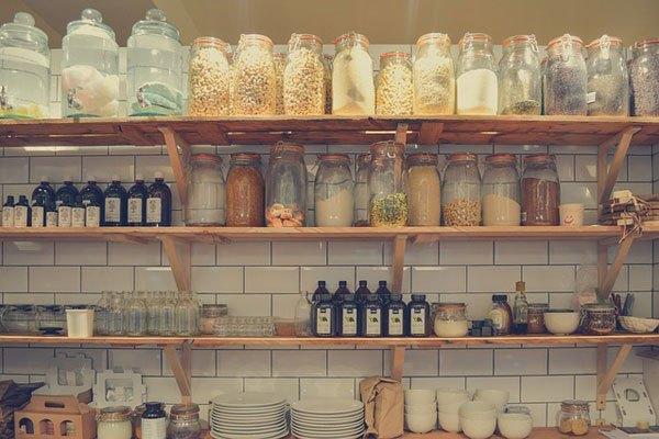 mutfak tezgahı düzeni