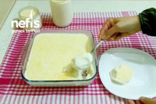 Yoğurt Nasıl Mayalanır İşte Resimli Tarif