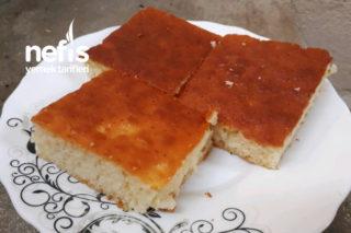Büyük Tepside Enfes Limonlu Kekim (Kek Severlere) Tarifi
