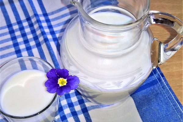çiğ süt