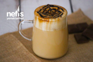 Ev Yapımı 1 Ay Saklanabilen Cappuccino Tarifi