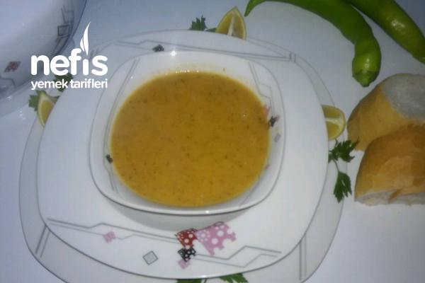 Mercimek Çorbası (Kolay Yapım Mükemmel Tat) Tarifi