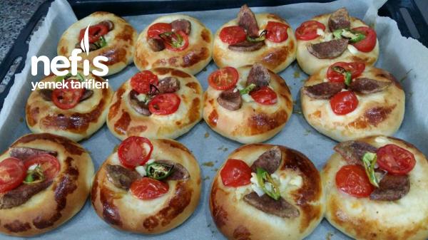 Küçük Pizza