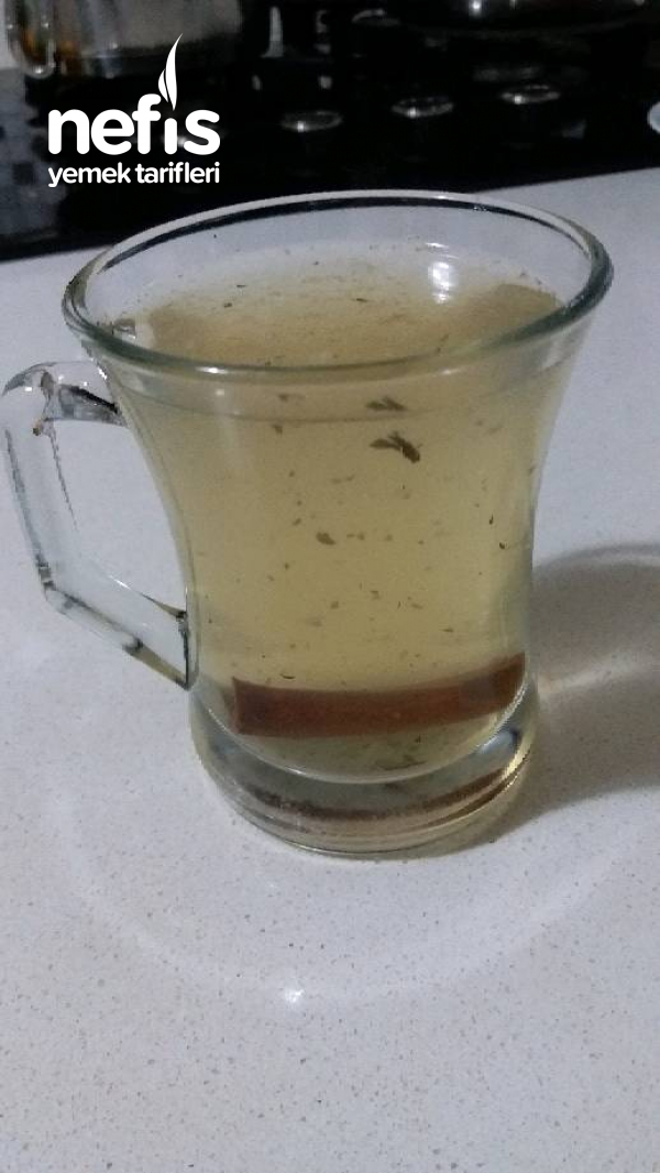 Öksürük Ve Boğaz Ağrısı İçin Çay