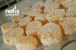 Portakallı Lokum (Meyveli) Tarifi
