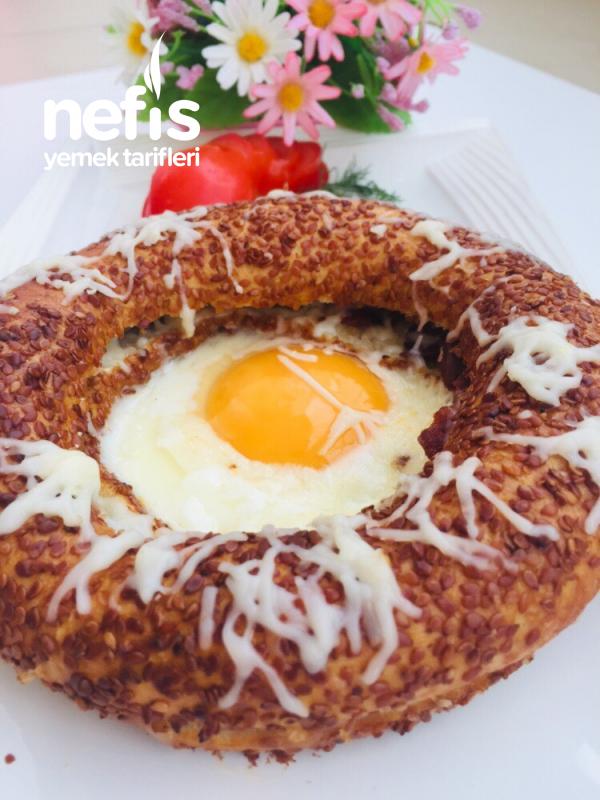 Simit Tava (tek Başına Kahvaltı)