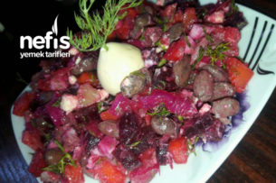 Vinegred Salat Tarifi