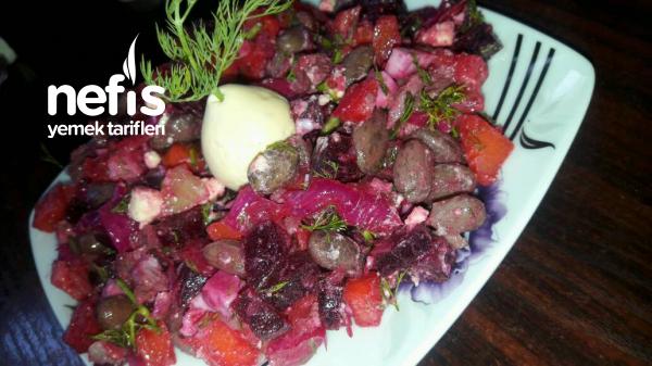 Vinegred Salat