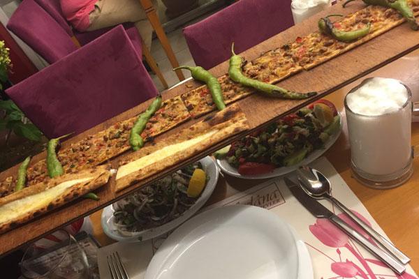 konya mevlana lokantası