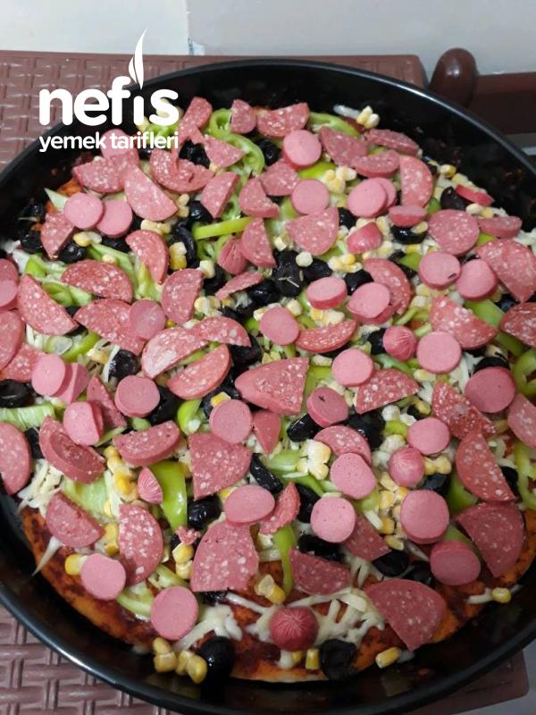 Ewde Pizza