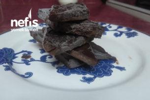 Fit Çikolata Tarifi
