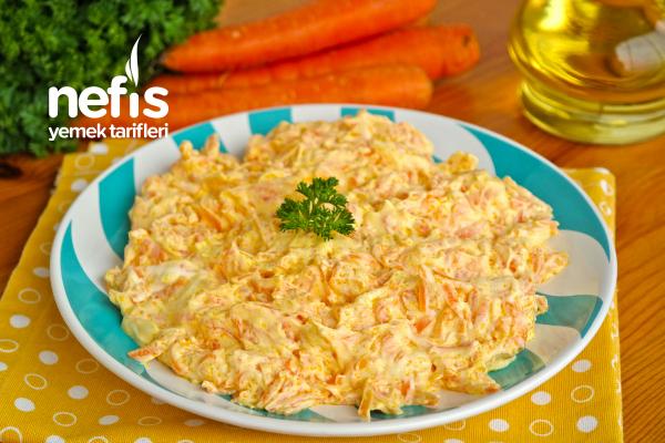 Havuç Salatası